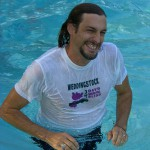 """Why """"No t-shirt in the pool"""" rule doesn't hold water"""