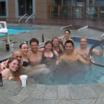 4 common hot tub safety risks