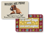 Novelty Welcome Mats