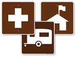 Campground Services & Shelter for Motorists