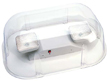 Long Clear Emergency Light Cover