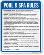 Minnesota Pool Sign