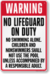 Missouri (St. Louis County) Pool Sign