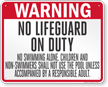 South Dakota Pool Sign