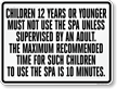 Nevada Pool Sign