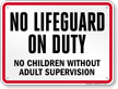 Tennessee (Davidson County) Pool Sign